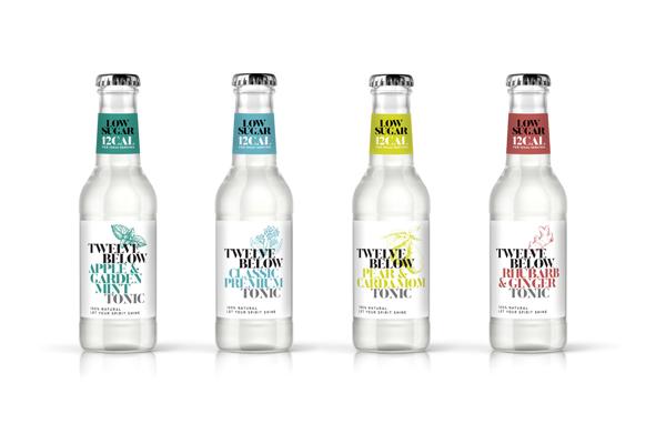 TwelveBelow launches range of low sugar tonics
