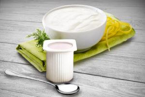 Stabiliser for Greek yogurt