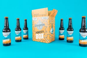 'Drink beer, give water' honesty campaign from Brewgooder