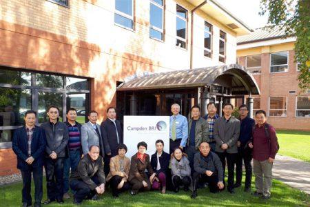 Campden hosts China FDA delegates