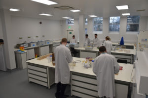 Campden BRI expands microbiology facilities