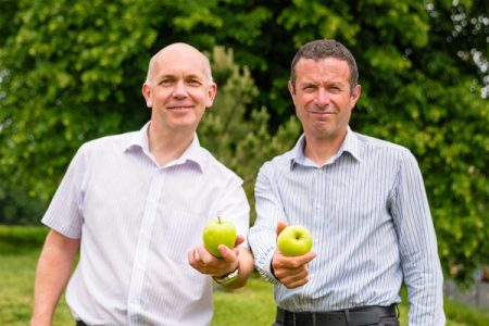 Welsh consortium uses apples to tackle obesity