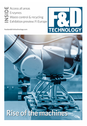 November 2019 | Food and Drink Technology