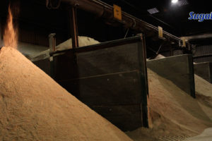 New shredding technology for food recycling plant