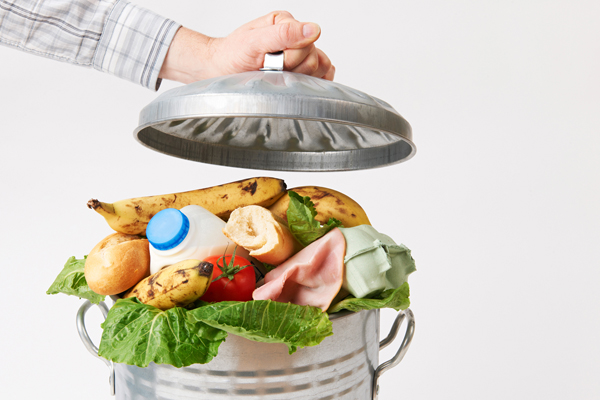 Waste – everyone's plate is full