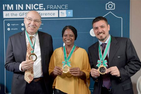 GFSI recognises food safety pioneers for Global Markets Award