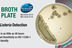 Neogen develops sensitive solution to detect Listeria spp., L. mono