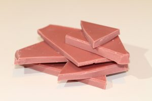 Synergy in the pink with new chocolate flavour