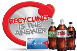 Coca-Cola and Tesco launch recycling campaign