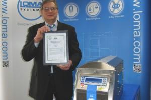 Metal detector head now with Atex21 certification