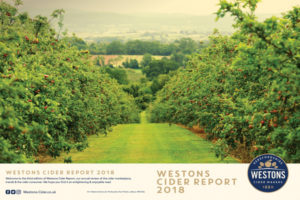 Westons publishes third annual cider report