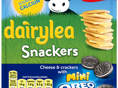 Dairylea unveils sweet and savoury snack-packs