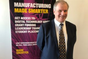 Manufacturers set to embrace new digital technologies after Made Smarter event