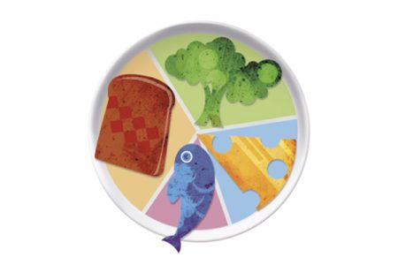 BNF relaunches 5532 - the portion size guide for preschoolers