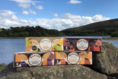 Border Biscuits removes 90% of plastic from its packaging