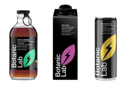 Fresh look for Botanic Labs' functional drinks