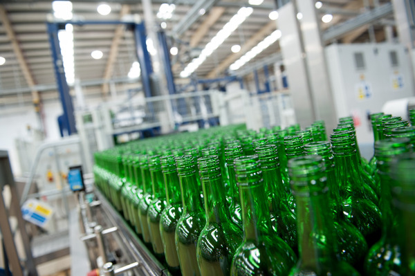 Bottling up sustainability