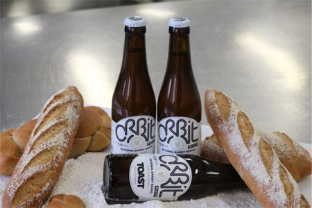 Beer created from surplus bread from National Bakery School