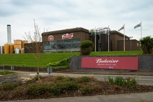 AB InBev rebrands as Budweiser Brewing Group UK&I