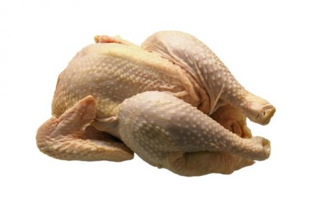 70% of chickens contaminated