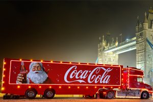 Coca-Cola: Holidays are coming