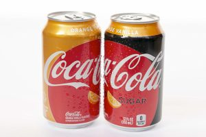 Coca-Cola launches Orange Vanilla flavour