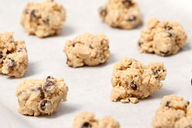 Cookie dough becoming a mainstream dessert