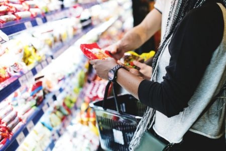 Consumer confusion over free-from allergen labelling