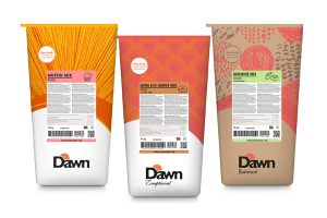 Dawn Foods unveils new product categories and packaging