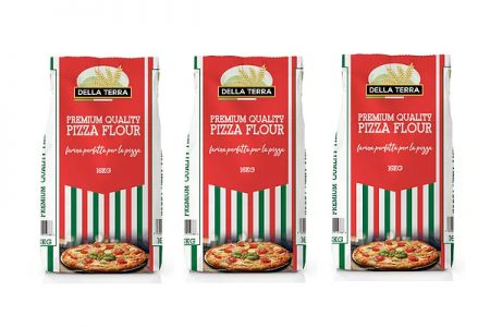 High yield pizza flour from Eurostar Commodities