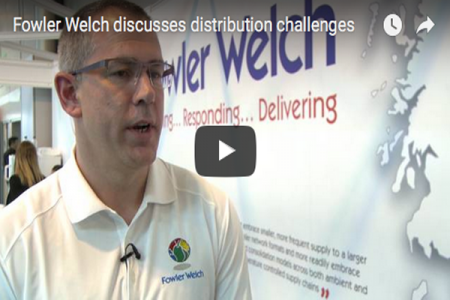 Fowler Welch discusses distribution challenges
