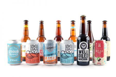The 'Good Beer Doing Good' Box