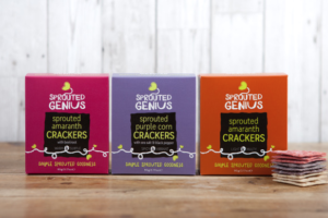 Sprouted Genius launches on Ocado