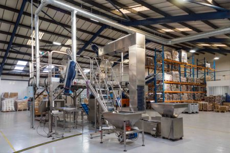 EHL Ingredients invest £1m in new Stockport site