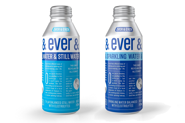 AMI launches canned water brand