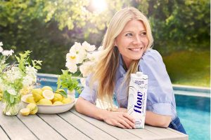 Flow Water partners with Gwyneth Paltrow for campaign
