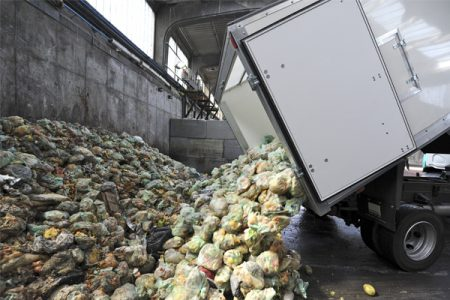 Scotland's food waste recycling figures leap by 40%