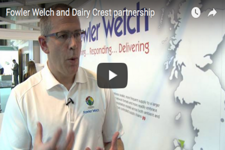 Fowler Welch and Dairy Crest partnership
