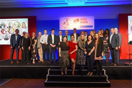 Frozen food industry crowns People Awards winners