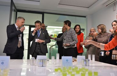 Givaudan opens new flavours technical and commercial centre in Morocco