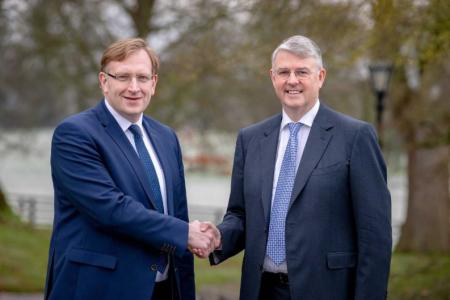 Glanbia Ireland and Royal A-ware enter joint partnership