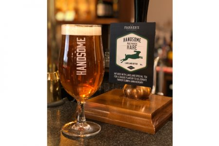 Brewery & Tea Merchant craft a beer with a twist