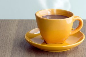 Hot Chocolate with less sugar from Barry Callebaut