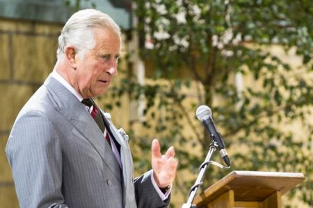 The Prince of Wales becomes Patron of the Sustainable Food Trust