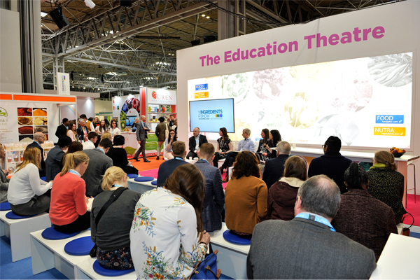 Innovation at heart of The Ingredients Show 2019