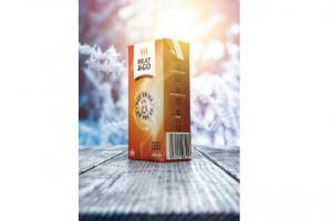 New heating solution for aseptic cartons