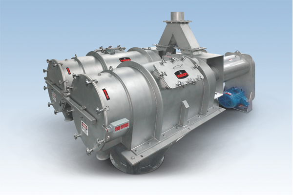New Kason centrifugal sifter delivers same capacity in less space
