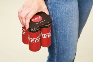 Coca-Cola introduces KeelClip packaging for multipack cans