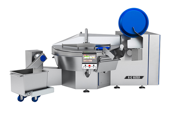 K+G Wetter to unveil new bowl cutter series