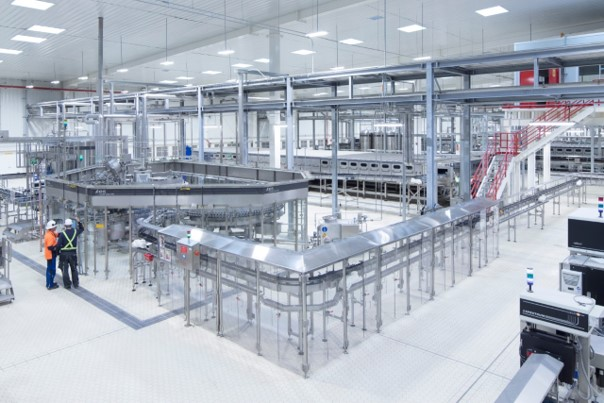 Heineken opens new production facility in Mexico